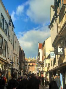 York, Stonegate (Kat Keljik)